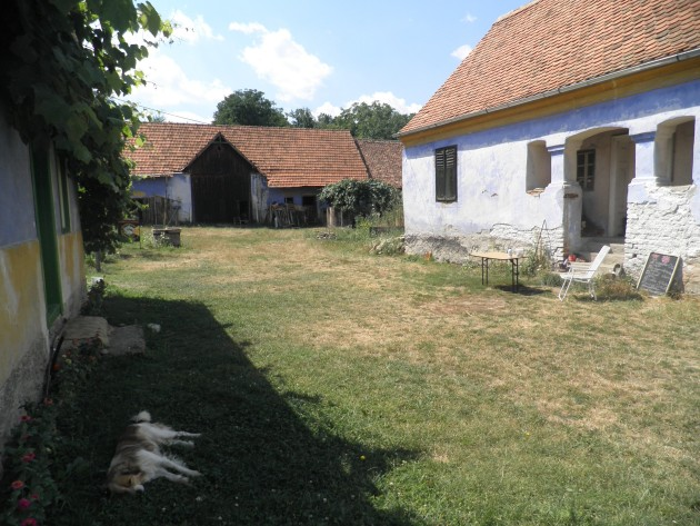 Huis in Transylvanië