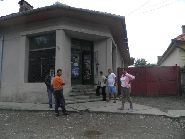De winkel van Sărata