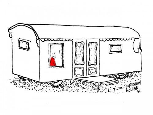 Klein huisje, tiny house, mijn pipowagen