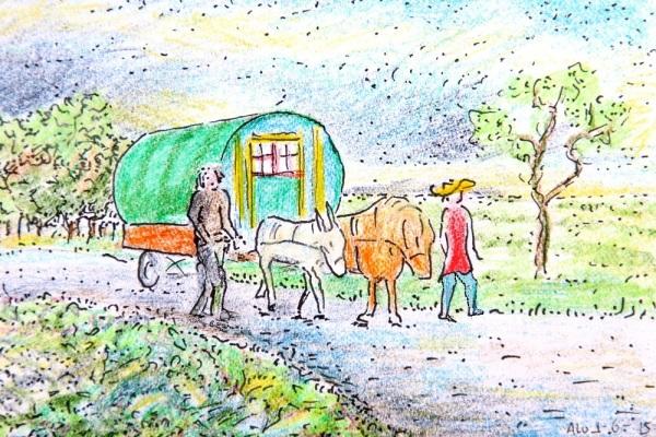 blogtek Nomaden op pad