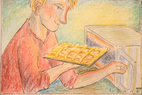 14-12-15 Tijd voor andere koek
