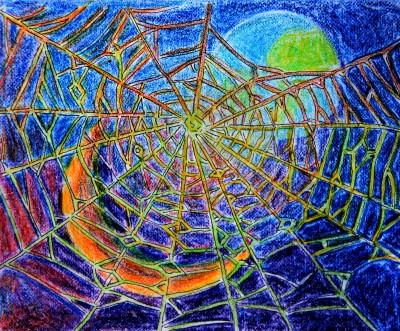 Het web van universum