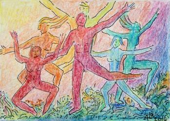 23-11-16 Dans de evolutie in