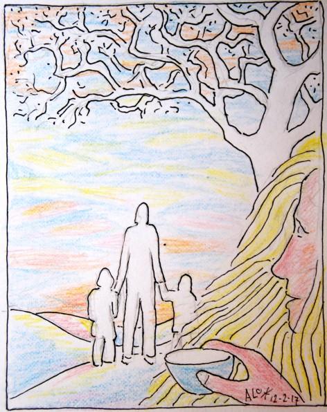 12-02-17 Het einde van de melkweg