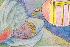 Ontwaken met kozijnendroom