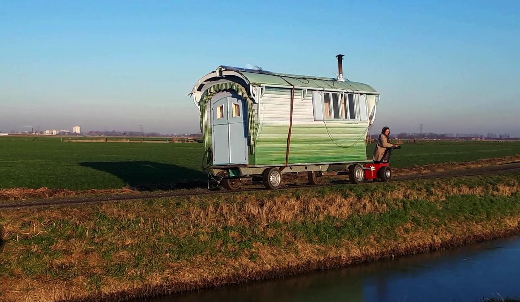 Mijn Klein Huisje : Foto s van mijn tiny house u marjolein in het klein